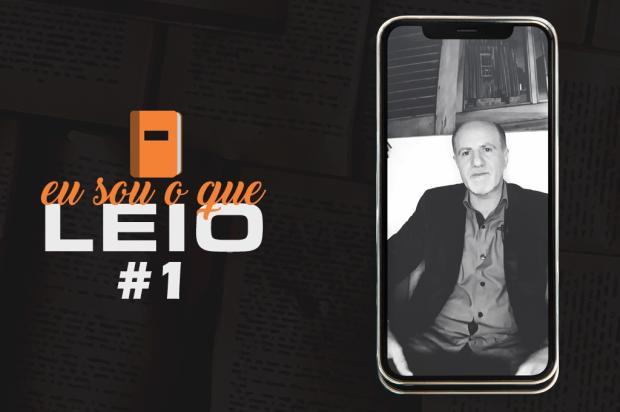 Pioneiro estreia especial da Feira do Livro no IGTV Reprodução/