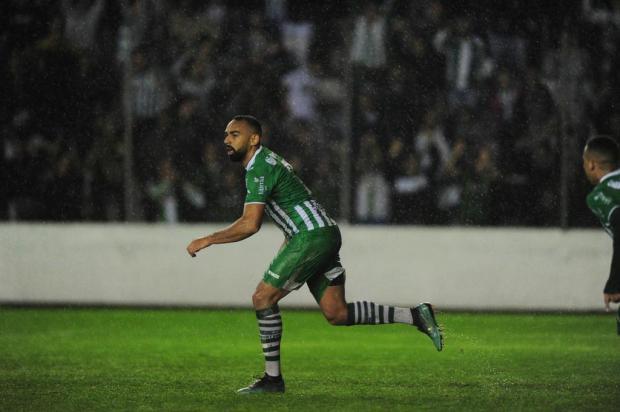Atacante Dalberto é emprestado pelo Juventude para a Chapecoense Porthus Junior/Agencia RBS