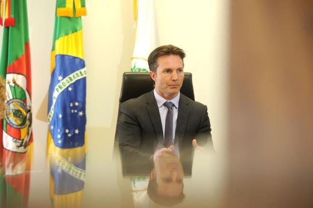 Protocolado convite para prefeito Daniel Guerra dar explicações à Câmara de Vereadores de Caxias Diogo Sallaberry/Agencia RBS