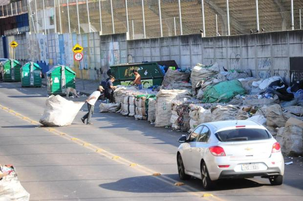 Caxias do Sul terá inventário de resíduos sólidos Porthus Junior/Agencia RBS