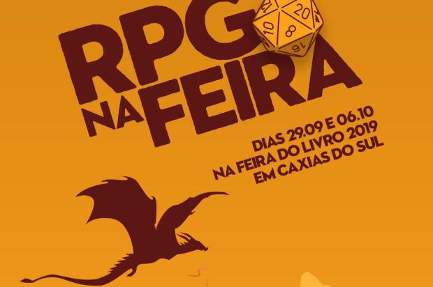 Feira do Livro de Caxias terá encontros dedicados ao RPG de mesa Reprodução/Reprodução
