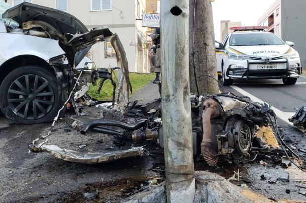 Identificado homem morto em acidente em Caxias do Sul Jackson Cardoso/divulgação