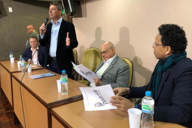 Ex-vice-prefeito é confirmado pré-candidato à prefeitura de Caxias do Sul Luiz Rodrigues/Divulgação