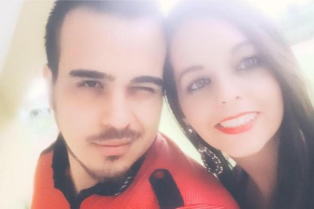 Casal morre em acidente com motocicleta em Garibaldi Reprodução/Arquivo Pessoal