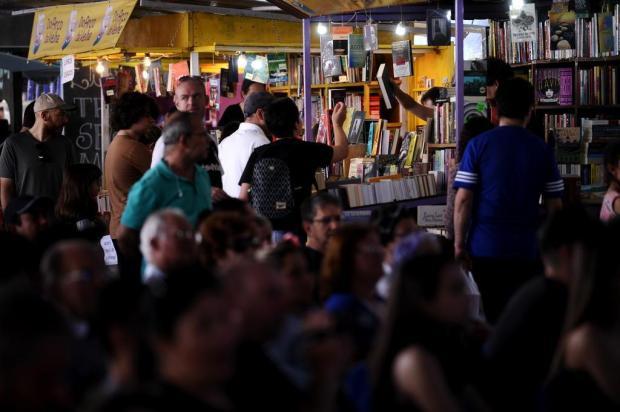 Agenda: saiba o que fazer na Feira do Livro de Caxias nesta terça-feira Antonio Valiente/Agencia RBS