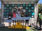 Atletas de Camaquã e Passo Fundo vencem a Meia-Maratona de Caxias do Sul Cláudia Costa / Smel / Divulgação/Smel / Divulgação