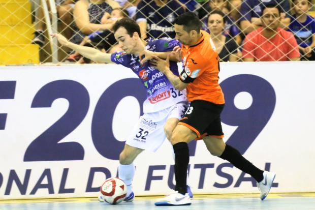 ACBF vence Joaçaba e larga em vantagem nas oitavas da Liga Nacional Ulisses Castro / Divulgação ACBF/Divulgação ACBF