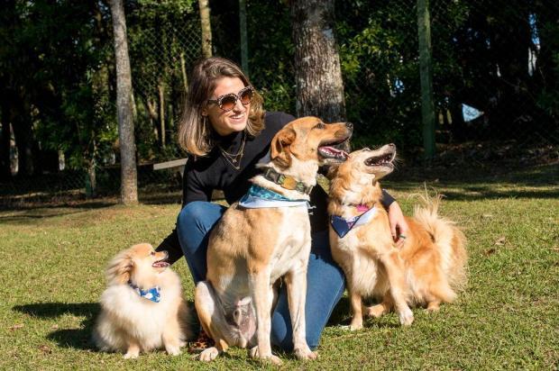 Outubro Pet reúne solidários à causa animal nesta quarta, em Caxias Daniel Hendler/Divulgação