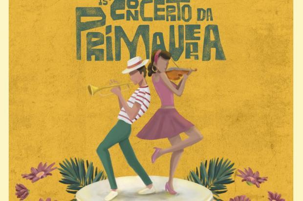 Samba será tema do Concerto da Primavera, marcado para o dia 20 de outubro Batuca/Divulgação