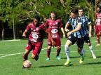 Caxias joga mal e é derrotado pelo time de transição do Grêmio Rodrigo Fatturi/Grêmio,Divulgação