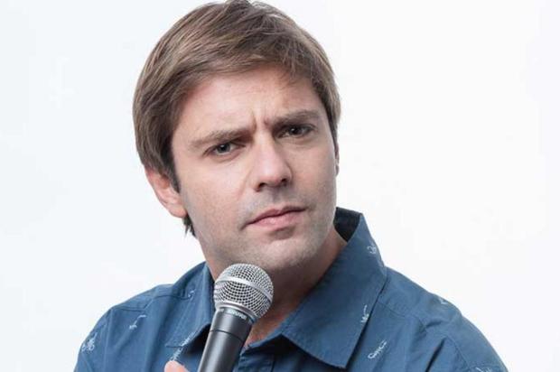 Agenda: Fábio Rabin apresenta show de humor em Caxias nesta quinta-feira Divulgação/Divulgação