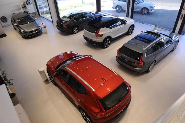 Grupo IESA investiu R$ 8 milhões em revenda Volvo em Caxias Antonio Valiente/Agencia RBS