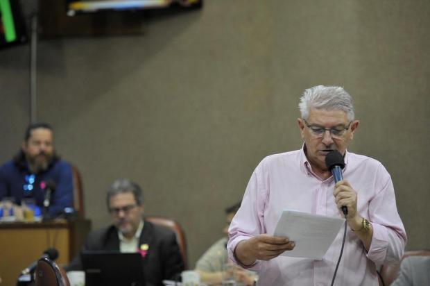Câmara de Vereadores de Caxias adia votação de acolhimento de impeachment de Daniel Guerra Lucas Amorelli/Agencia RBS