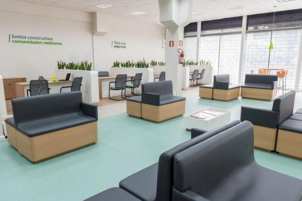 Sicredi Pioneira inaugura nova agência no bairro de Lourdes Luís Henrique Bisol/divulgação