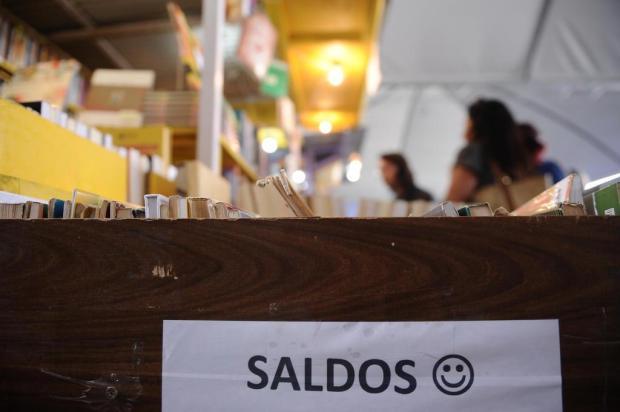 Agenda: saiba o que fazer na Feira do Livro de Caxias nesta quarta-feira Antonio Valiente/Agencia RBS