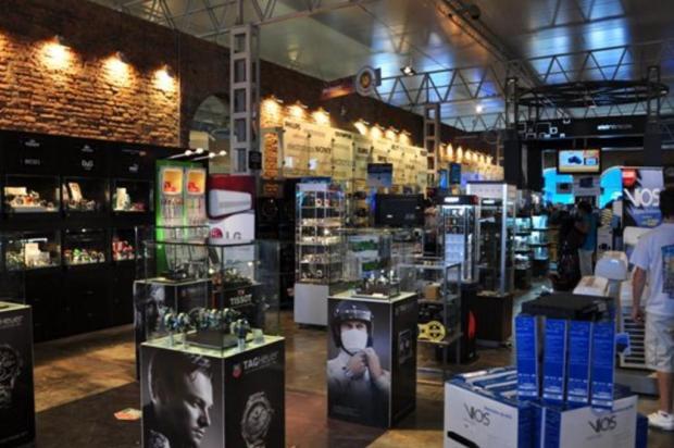 Limite de compras em free shops muda e sobe para US$ 1 mil Nauro Júnior/Agencia RBS
