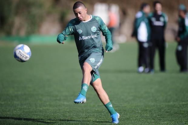 Juventude empresta atacante Caprini para clube da Série A Antonio Valiente/Agencia RBS