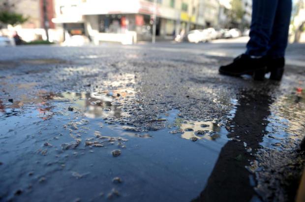 Sexta-feira deve ser de chuva e temperaturas baixas na Serra Lucas Amorelli/Agencia RBS