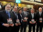 Comemoração na Assembleia Legislativa reúne adversários históricos do MDB e PT de Caxias Fabrício Santos/Divulgação