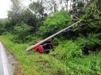 Comunidade de Linha 40 fica sem energia elétrica após acidentes em Caxias do Sul Porthus Junior/Agencia RBS