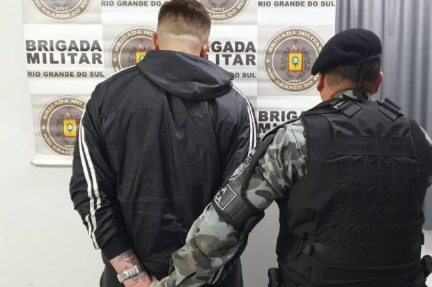 Jovem de 18 anos é preso com sementes de maconha em Farroupilha Divulgação / Brigada Militar/Brigada Militar