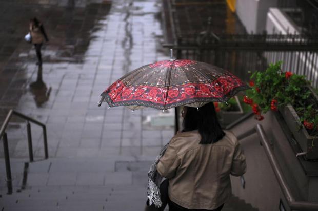 Nebulosidade e chuva devem seguir na Serra nesta sexta-feira Marcelo Casagrande/Agencia RBS