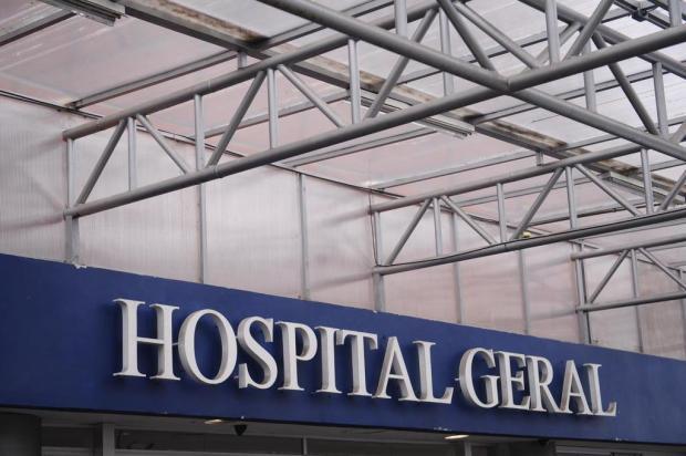 Com déficit de R$ 5 milhões, direção do Hospital Geral de Caxias pede apoio de outros municípios para buscar recursos Antonio Valiente/Agencia RBS