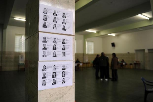 Locais de votação para conselheiros tutelares de Caxias registram movimentação moderada Marcelo Casagrande/Agencia RBS