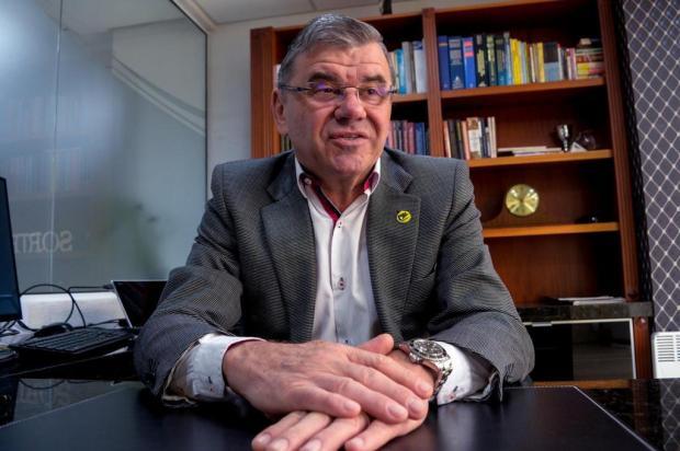 """""""O Daniel Guerra não sabe ser prefeito"""", avalia presidente do PSL de Caxias Mateus Frazão/Agencia RBS"""