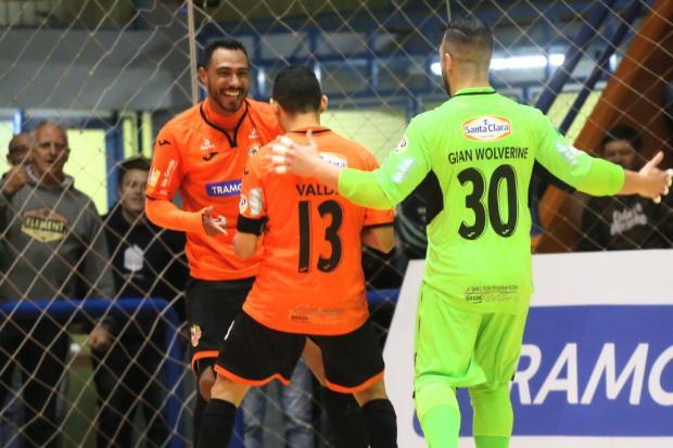 ACBF vence e vai encarar o Pato-PR nas quartas de final da Liga Nacional de Futsal Ulisses Castro / ACBF / Divulgação/ACBF / Divulgação