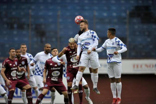 Galeria de fotos: Veja as imagens da vitória do Caxias contra o São José-PoA Lucas Amorelli/Agencia RBS