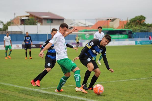 Pela Copa Sul Sub-19, Juventude empata com Tubarão em Santa Catarina Foto: Silas de Bona / CA Tubarão/CA Tubarão