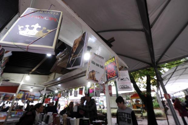Em dez dias, Feira do Livro de Caxias atraiu 142 mil visitantes Marcelo Casagrande/Agencia RBS