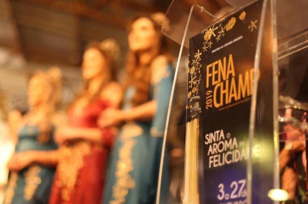 Primeiro final de semana da 16ª Fenachamp registra recorde de público em Garibaldi Alessandra Pinto Nora/Divulgação