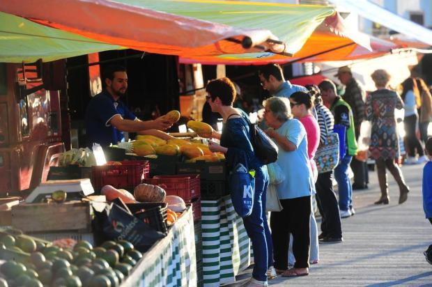 Feira do Agricultor terá atrações para as crianças neste sábado Porthus Junior/Agencia RBS