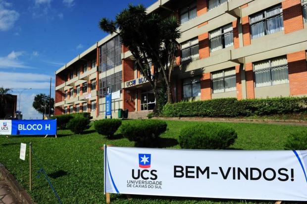 UCS é a 6ª melhor universidade particular do país Porthus Junior/Agencia RBS
