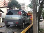 Dois adolescentes são apreendidos conduzindo carro roubado em Bento Gonçalves Brigada Militar/Divulgação