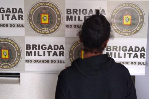 Após abordar usuário de drogas, BM prende traficante em Farroupilha Brigada Militar / Divulgação/Divulgação