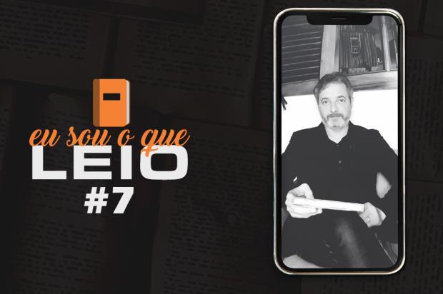 Volnei Canônica indica obra finalista do Jabuti 2019 em especial sobre a Feira do Livro de Caxias Reprodução/