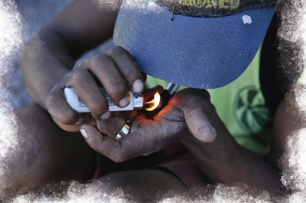 Combinação de cracolândias e tráfico de drogas irradia muita violência, mas não gera comoção em Caxias Antonio Valiente / Agência RBS/Agência RBS