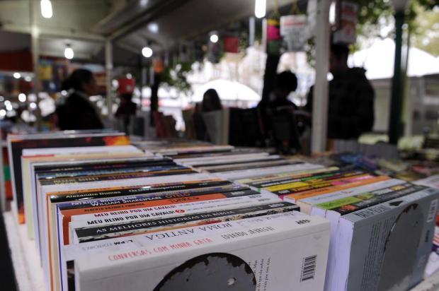 Agenda: saiba o que fazer na Feira do Livro de Caxias nesta quarta-feira Marcelo Casagrande/Agencia RBS