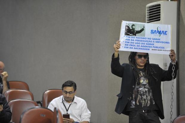 Confira situações que chamaram atenção na sessão de admissibilidade do impeachment do prefeito de Caxias Lucas Amorelli/Agencia RBS