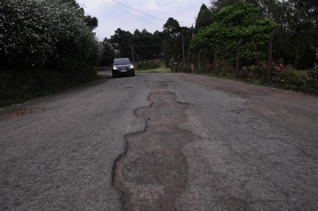 Moradores cobram manutenção de ruas de Caxias Antonio Valiente/Agencia RBS