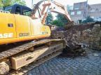 Prefeitura de Caxias inicia construção de rampa em estacionamento que era usado por loja maçônica João Pedro Bressan / Divulgação/Divulgação