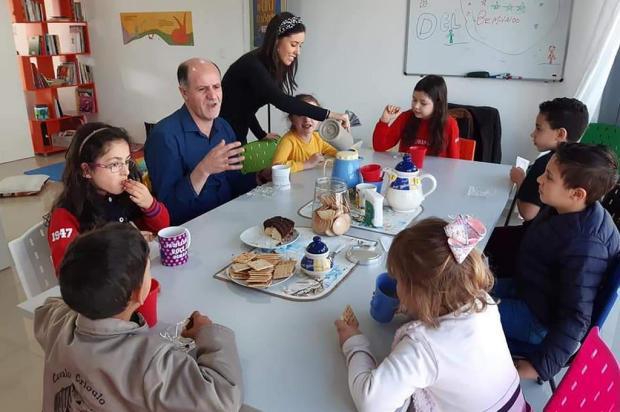 Espaço Letras Livres, de Caxias, tem projeto para incentivar a leitura Alessandra Nora/Divulgação