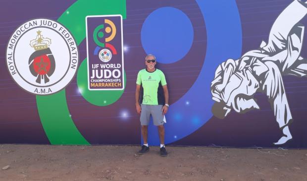 Atleta do Recreio da Juventude disputa Mundial de judô no Marrocos Arquivo Pessoal/