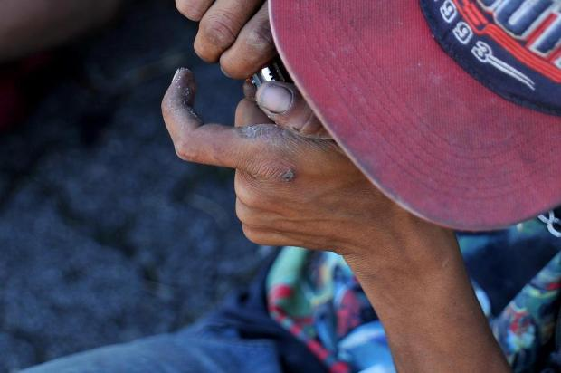 """""""A percepção é certa, há desânimo"""", diz ex-presidente de instituto criado para combater o crack Antonio Valiente/Agencia RBS"""