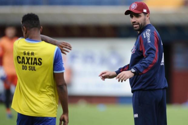 Intervalo: Caxias tem aposta caseira para o comando técnico em 2020 Antonio Valiente/Agencia RBS