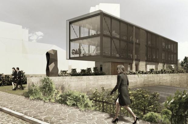 Projeto arquitetônico da sede da OAB Caxias será apresentado em congresso Vazquez Arquitetos/Divulgação