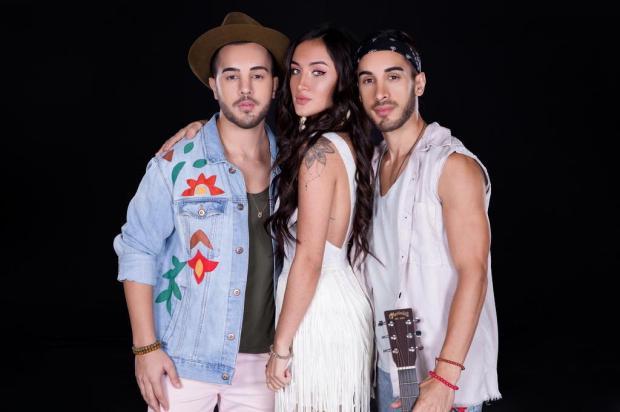 Banda Melim cantará seus maiores sucessos nesta sexta, em Caxias Melim/Divulgação
